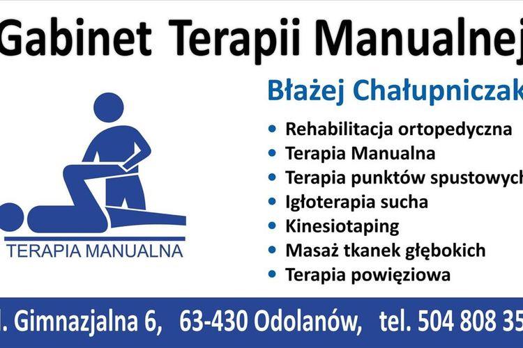 Gabinet Terapii Manualnej Błażej Chałupniczak