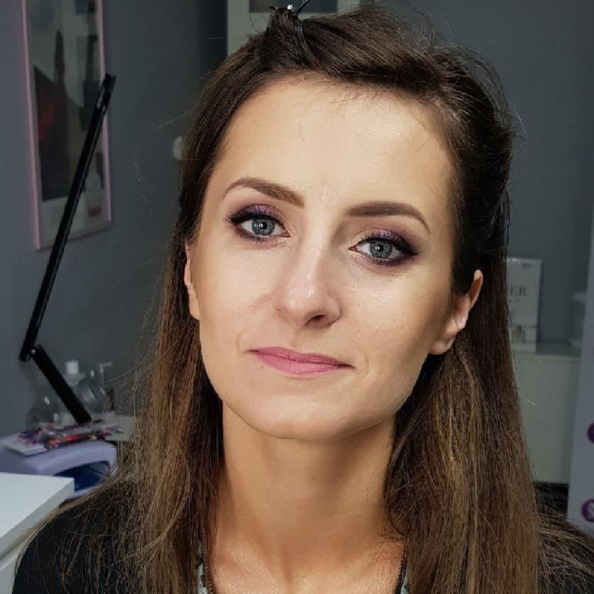 Makijaż - Katharsis Katarzyna Łokietek