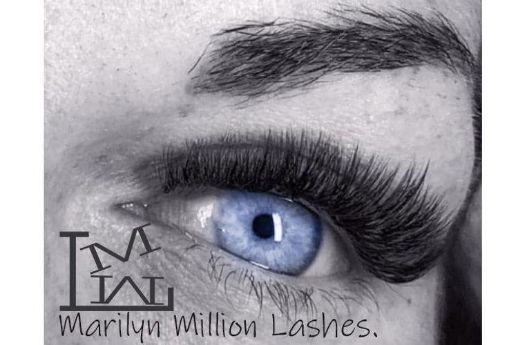 Marilyn Million Lashes-Maryla Cebrat Stylizacja Rzęs Warszawa