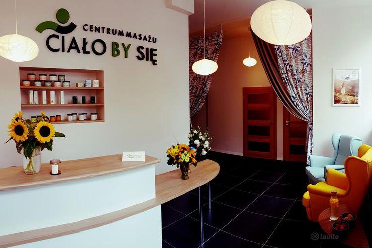 Centrum Masażu Ciało By Się