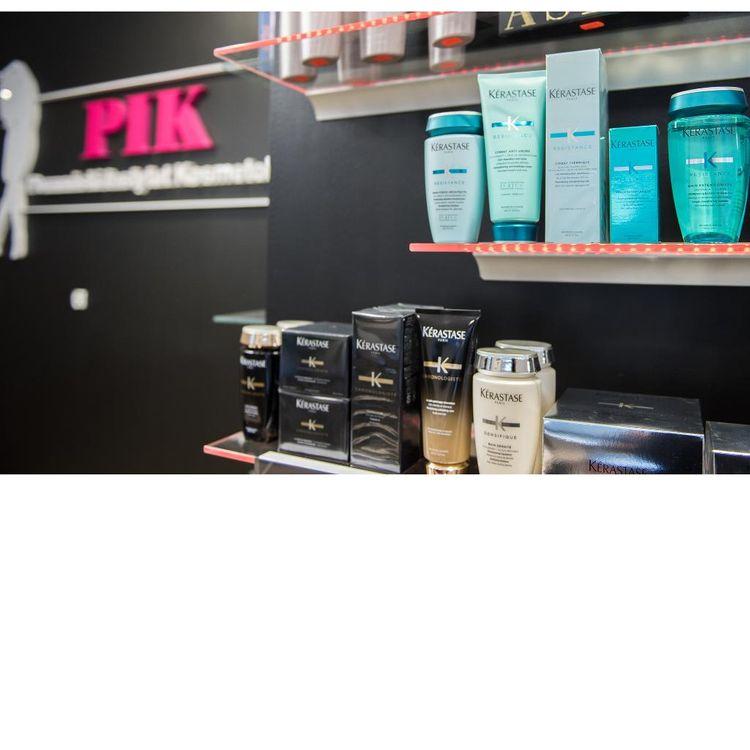 Profesjonalne kosmetyki marki Kerastase.