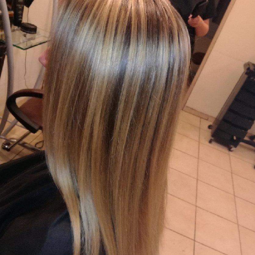 Fryzjer, Salon Kosmetyczny, Brwi i rzęsy - Salon Fryzjersko-Kosmetyczny Aura