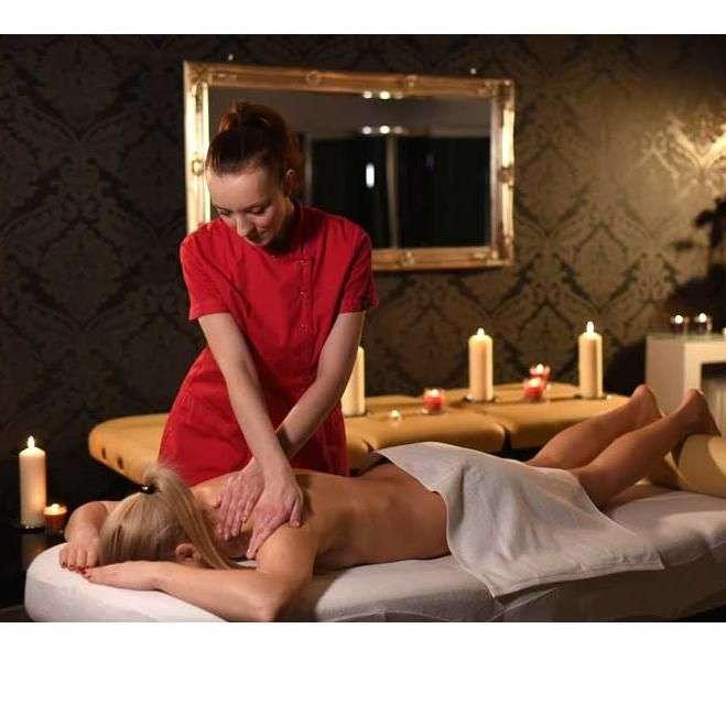 Masaż - Instytut Kosmetyczny Sarahline