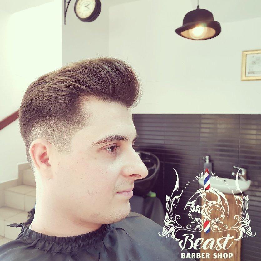 Barber shop, Fryzjer - Beast Barber Shop