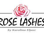 Rose lashes-stylizacja rzęs i brwi