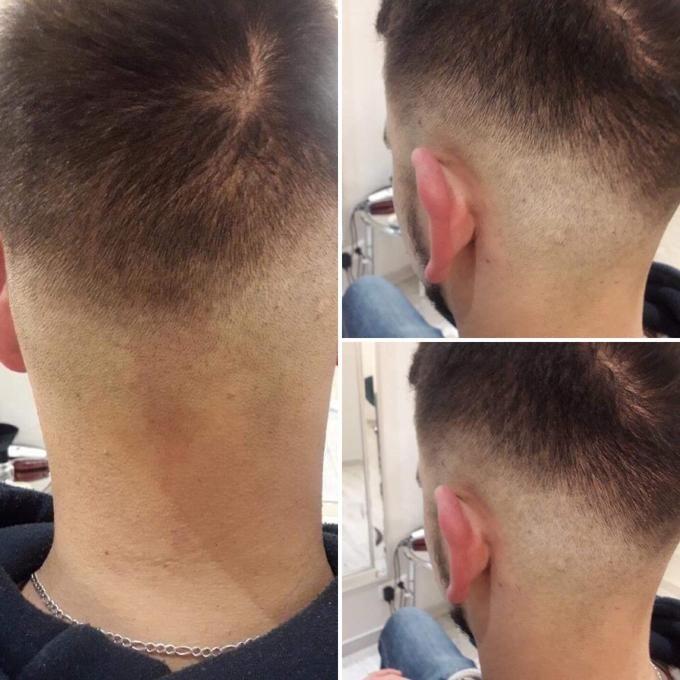 Barber shop, Fryzjer - PURE ORGANIC SALON