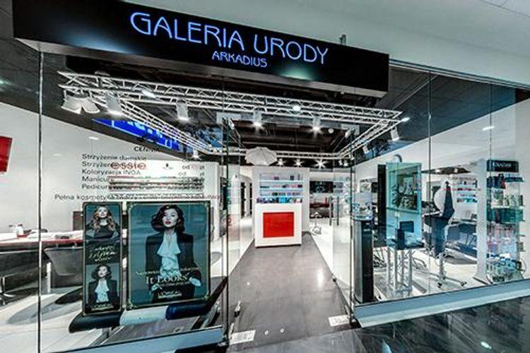 Galeria Urody Arkadius Gołębia