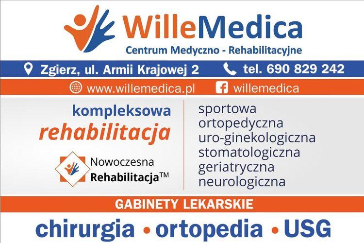 WilleMedica Centrum Medyczno - Rehabilitacyjne ( ORTOPEDIA ,CHIRURGIA )