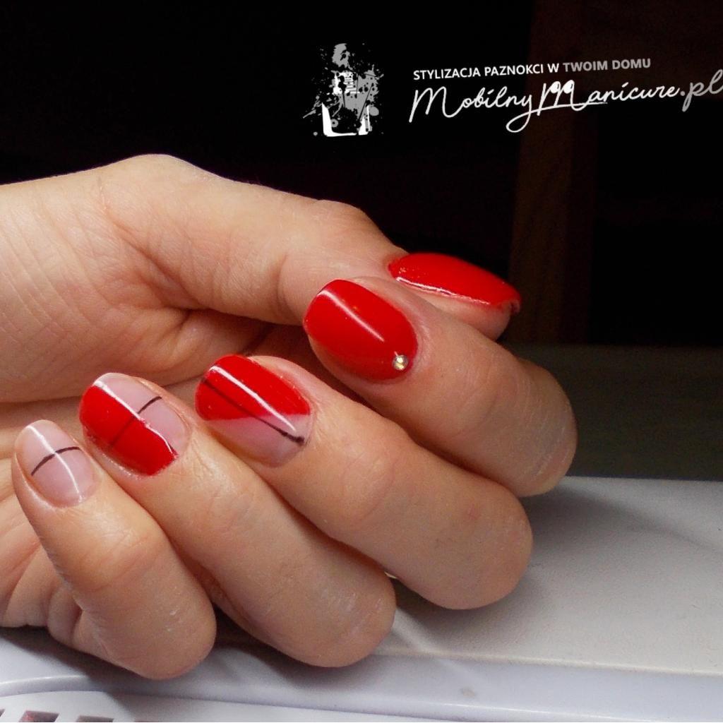 Paznokcie - Mobilny Manicure - hybrydowy, żelowy, japoński oraz pedicure