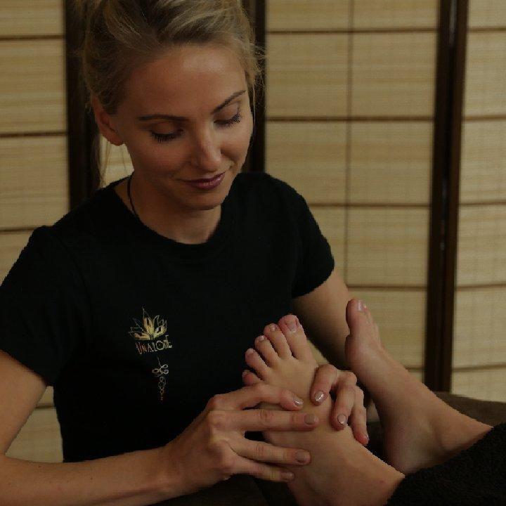 Masaż, Zdrowie - UNALOME Masaż i Refleksoterapia