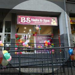 BS Nails&Spa, Popularna 8/10 lok.U2 ( wejście od strony głównej ulicy Popularna ), Lok. U2, 02-473, Warszawa, Włochy