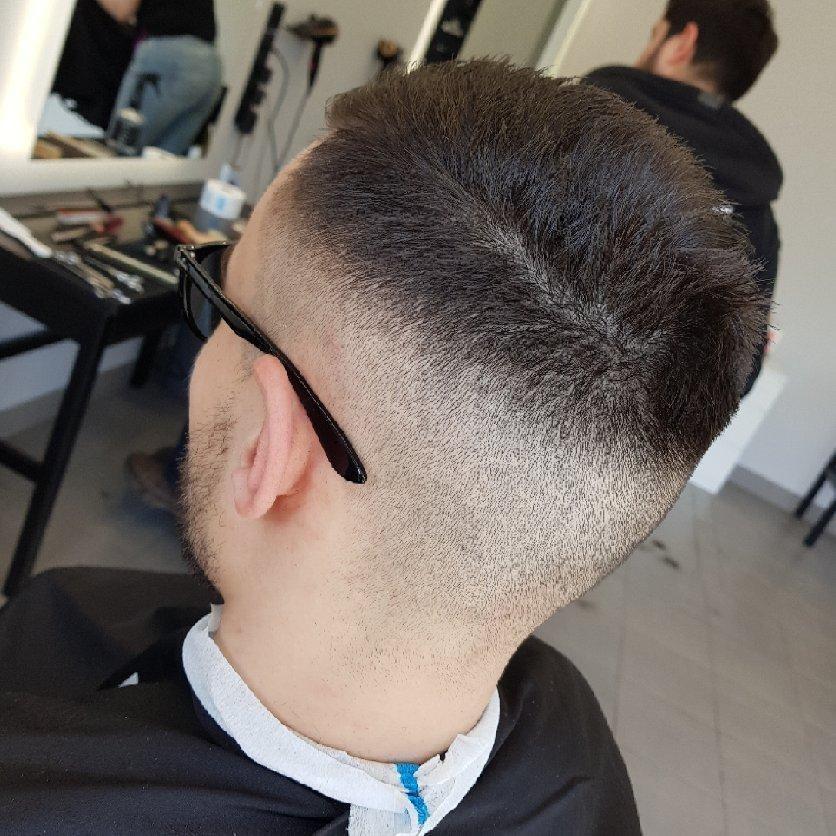 Barber shop, Fryzjer - Warsztat Cięcia Barber Shop - Mokotów