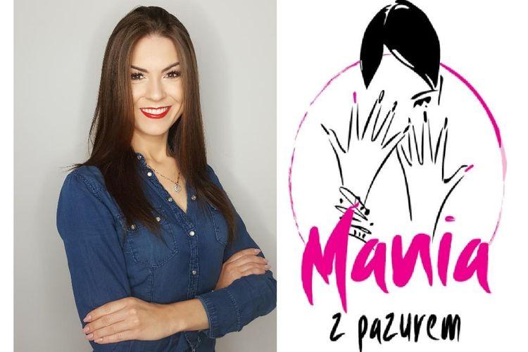 Mania z Pazurem Martyna Nasiadka
