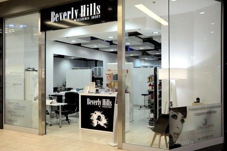 Akademia Urody Beverly Hills - Kaskada