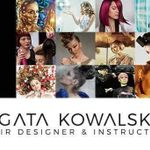 Agata Kowalska HAIR DESIGNER & INSTRUCTOR - inspiration