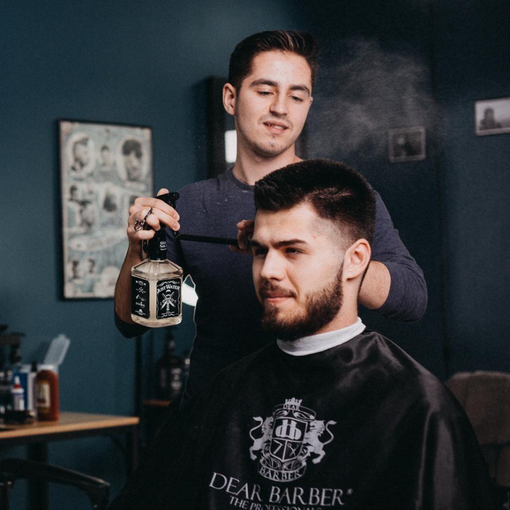 Barber shop - Berserk Barbershop