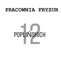 Pracownia Fryzur Poplińskich 12, ulica Poplińskich 12, 61-574, Poznań, Wilda