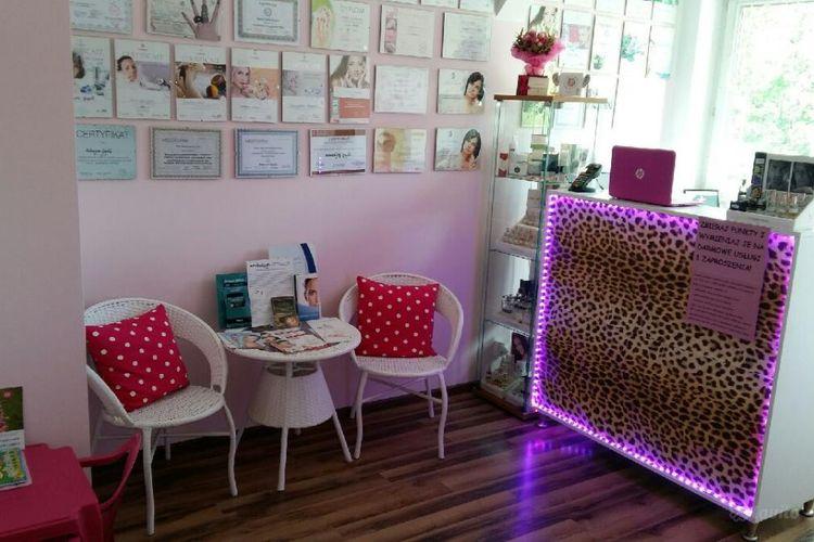 Beauty & Spa Różowa Pantera
