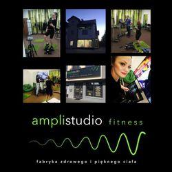 Amplistudio Fitness Ząbki, Świerkowa 2, 05-091, Ząbki
