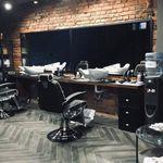 En Barbe Męski Salon Fryzjerski