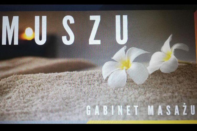 """Gabinet Masażu """"Muszu"""""""