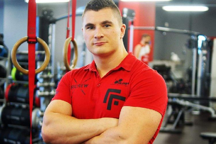 Trener Personalny Patryk Matyjak