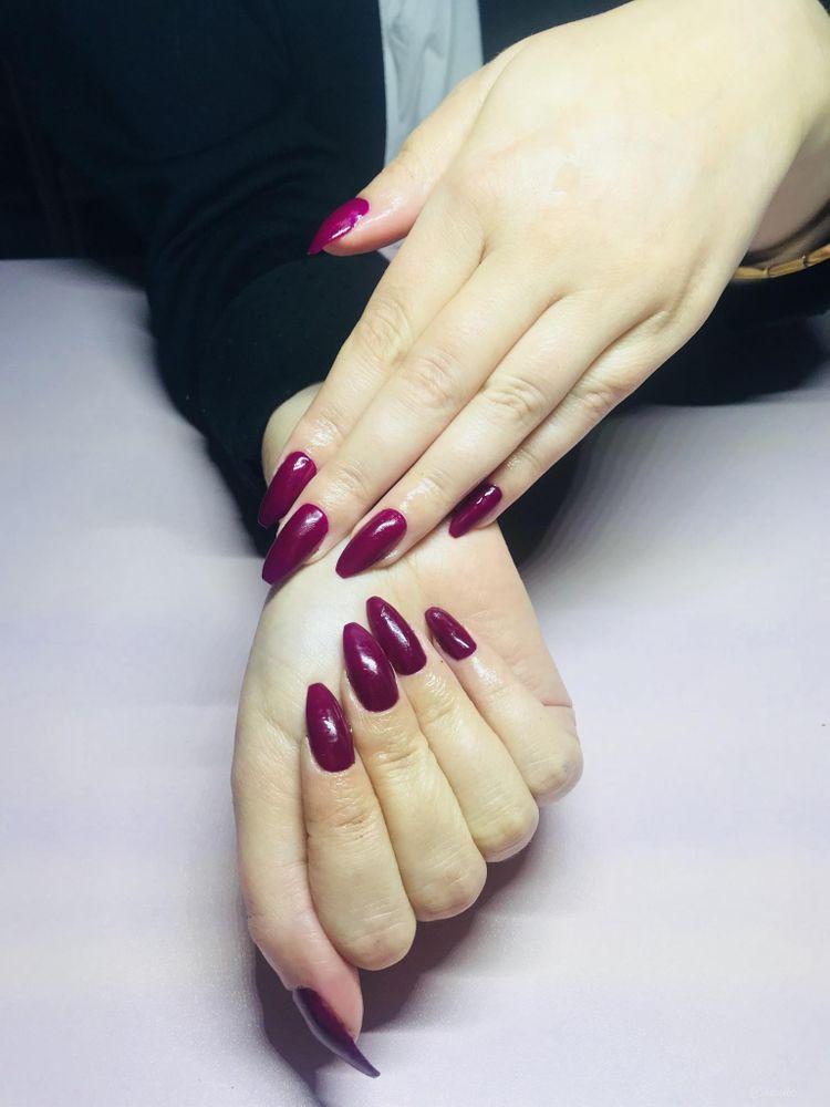 Manicure hybrydowy ( ze zdjęciem poprzedniej)