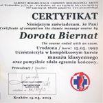DOR-MED Fizjoterapeuta Dorota Biernat - inspiration