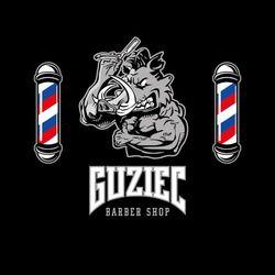 Guziec Barbershop, ulica Nyska 61A, Wjazd od ulicy Otmuchowskiej przez park trampolin, 50-505, Wrocław, Krzyki