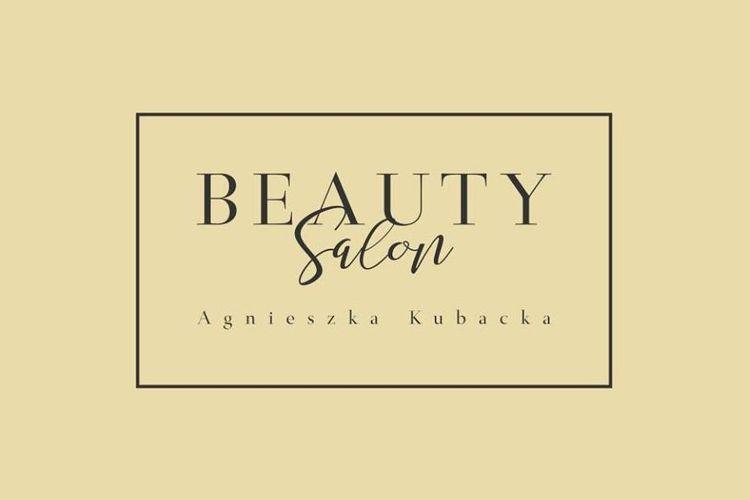 Beauty Salon Agnieszka Kubacka