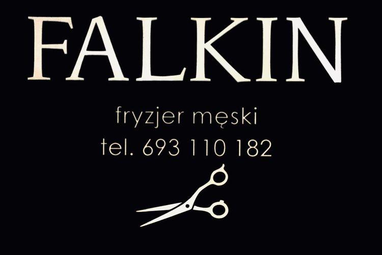Falkin Fryzjer Męski