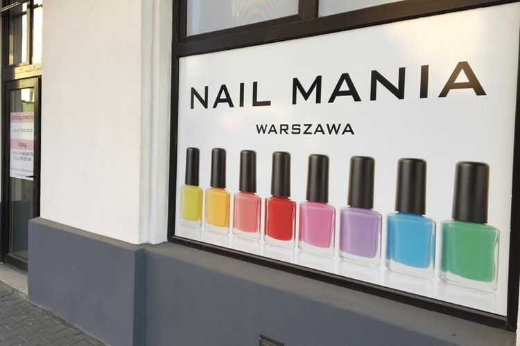 Salon Nail Mania Warszawa