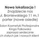 salon kosmetyki profesjonalnej Kinga Falkowska