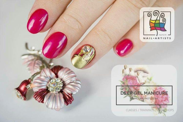Stylizacja paznokci metodą Deep Gel Manicure
