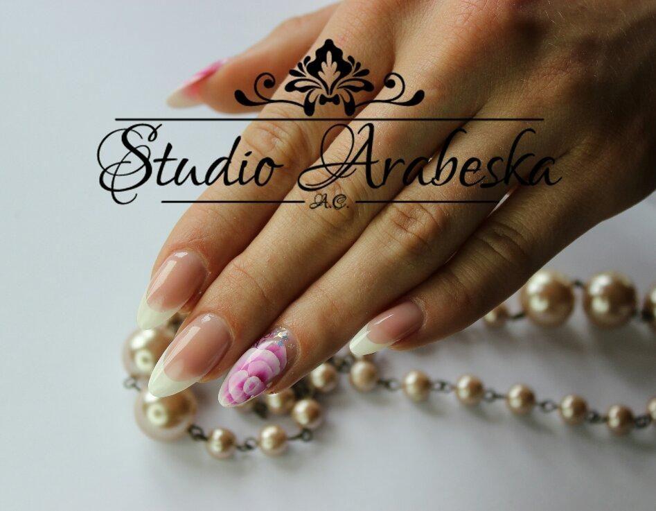 Paznokcie - Studio Arabeska