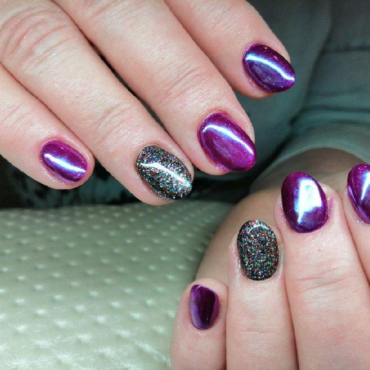 #manicure #hybrydowy 👌🔝