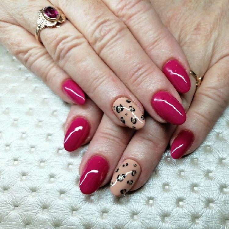 #manicure #hybrydowy 🔝👌