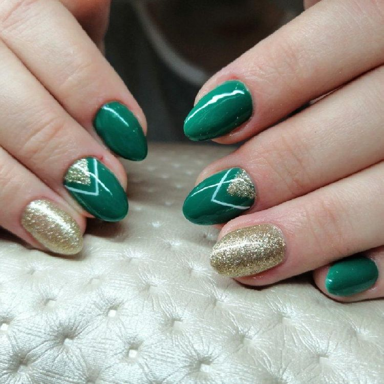 #manicure #hybrydowy 😍💋
