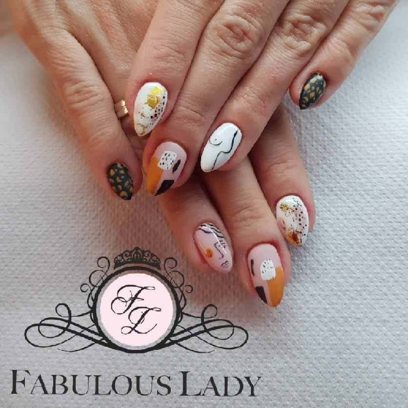 Salon Kosmetyczny, Paznokcie - Salon Fabulous Lady