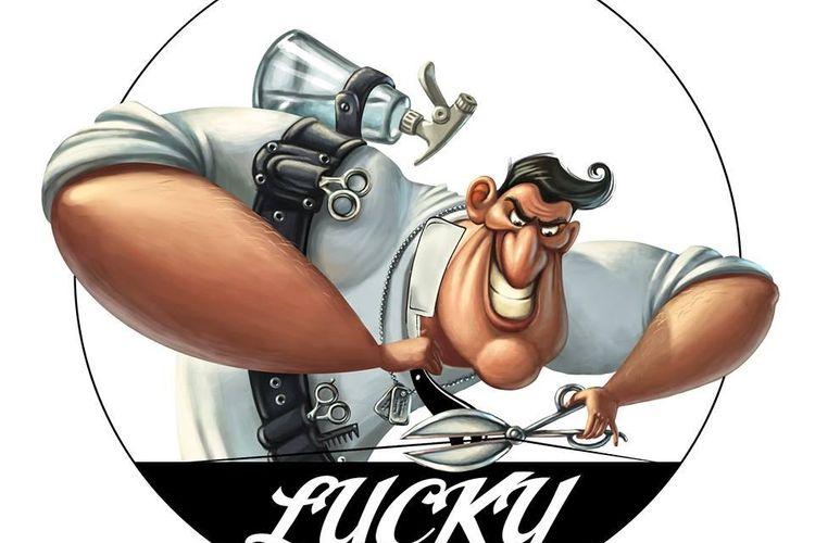 LUCKY barber shop