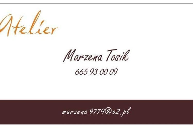 Atelier Marzena Tosik
