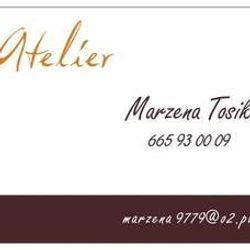 Atelier Marzena Tosik, Żytnia 11, 05-506, Lesznowola