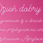 Akrylove