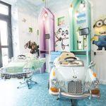 Salon fryzjerski Kataluna