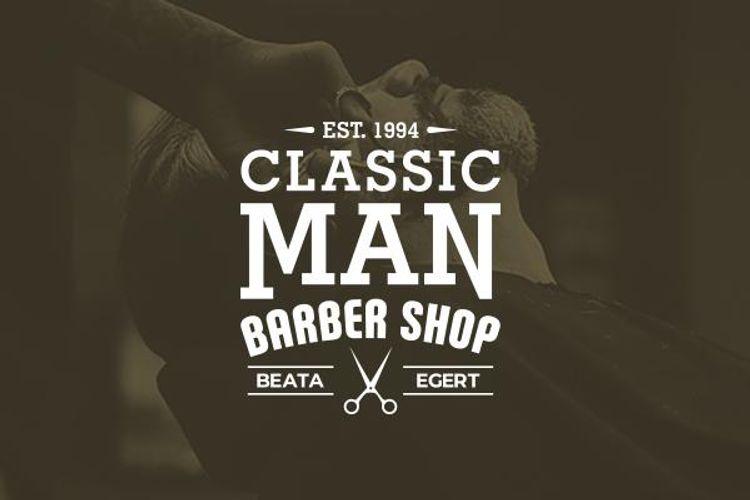 Fryzjer Męski Classic Man