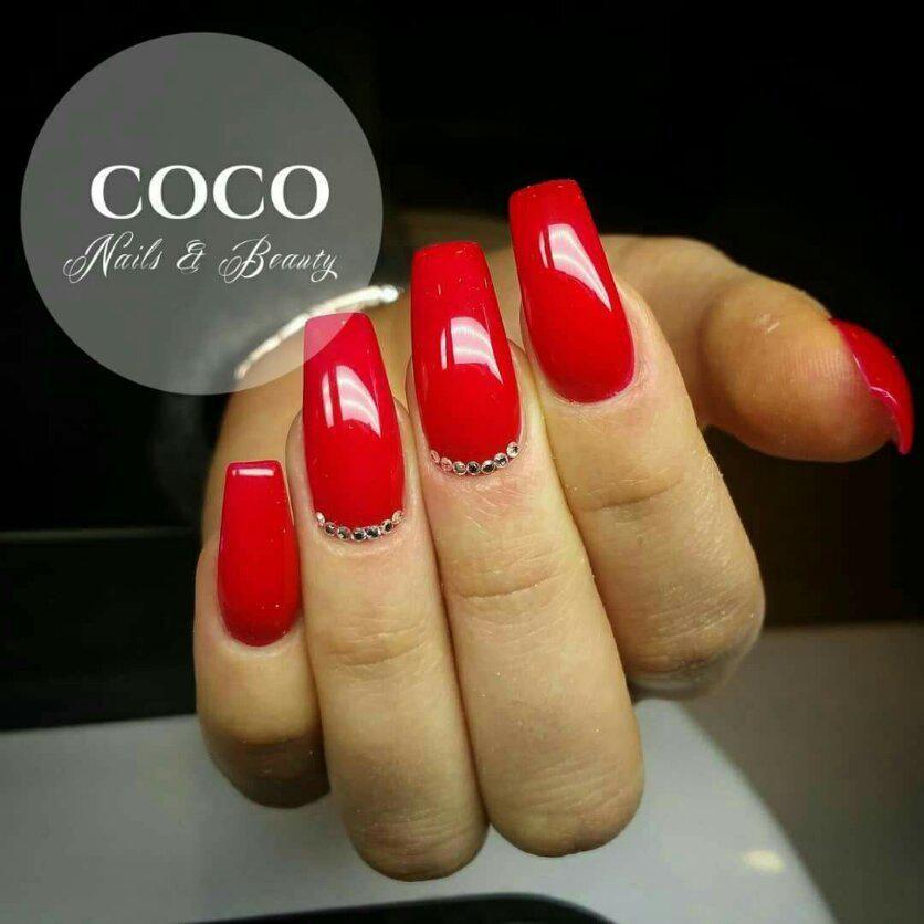 Salon Kosmetyczny, Paznokcie, Brwi i rzęsy - COCO Nails&Beauty