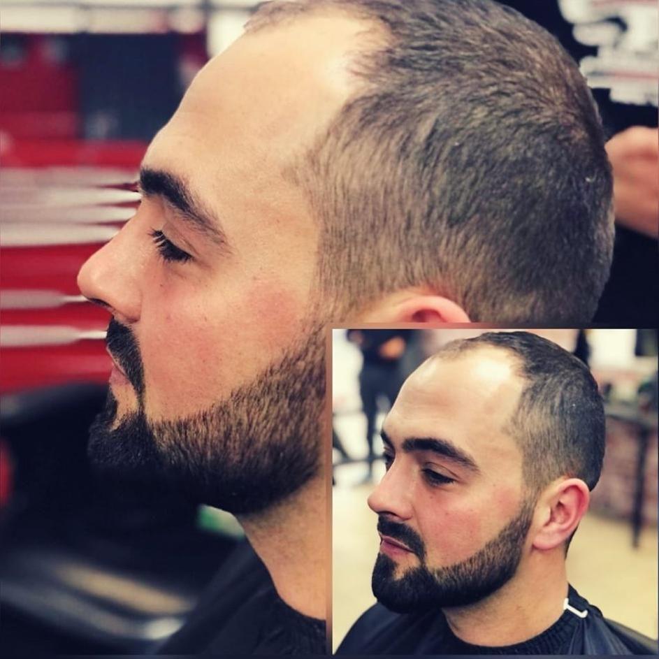 Barber shop, Fryzjer - Daniels Barber Shop