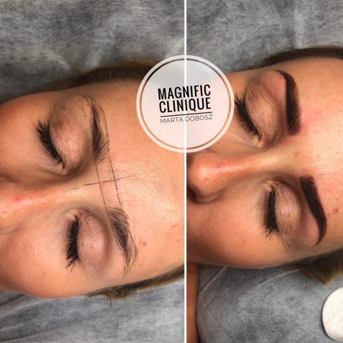 Salon Kosmetyczny, Brwi i rzęsy - Magnific Clinique Marta Dobosz