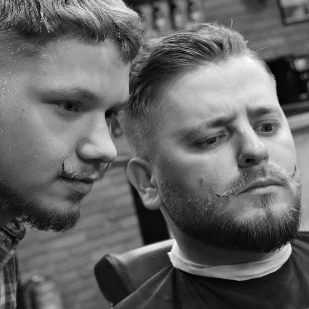 Barber shop - The Barber House