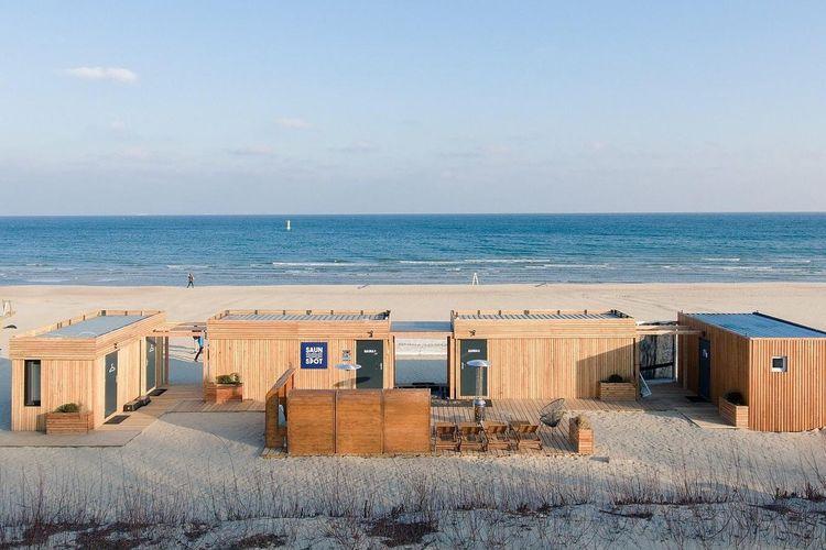 Sauny na plaży M15 Saunspot